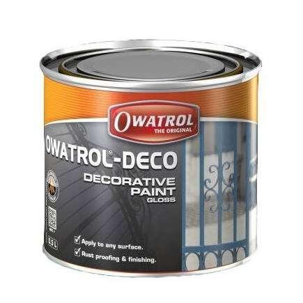 OWATROL DECO - Dekorativní nátěr pro všechny typy povrchů