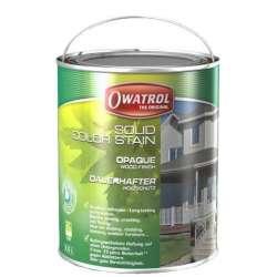 OWATROL SOLID COLOR STAIN - finální barva na dřevo