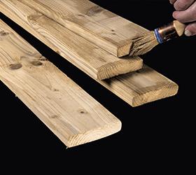 Konzervace dřeva